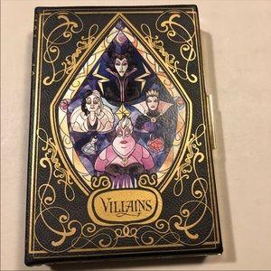 Disney Villians Book Clutch crossbody bag